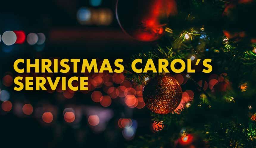 Christmas Carol's Service