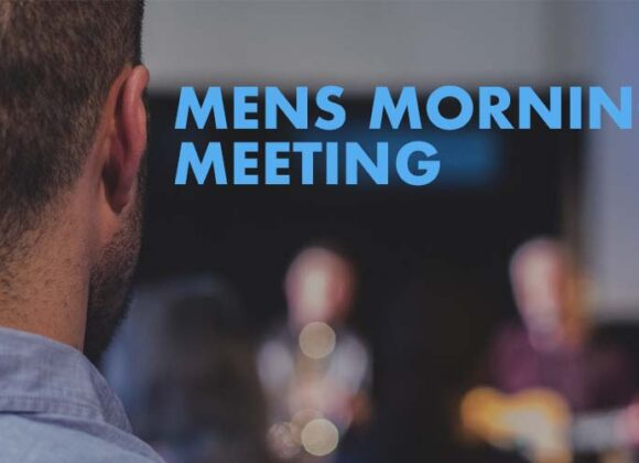 Mens Morning Meeting