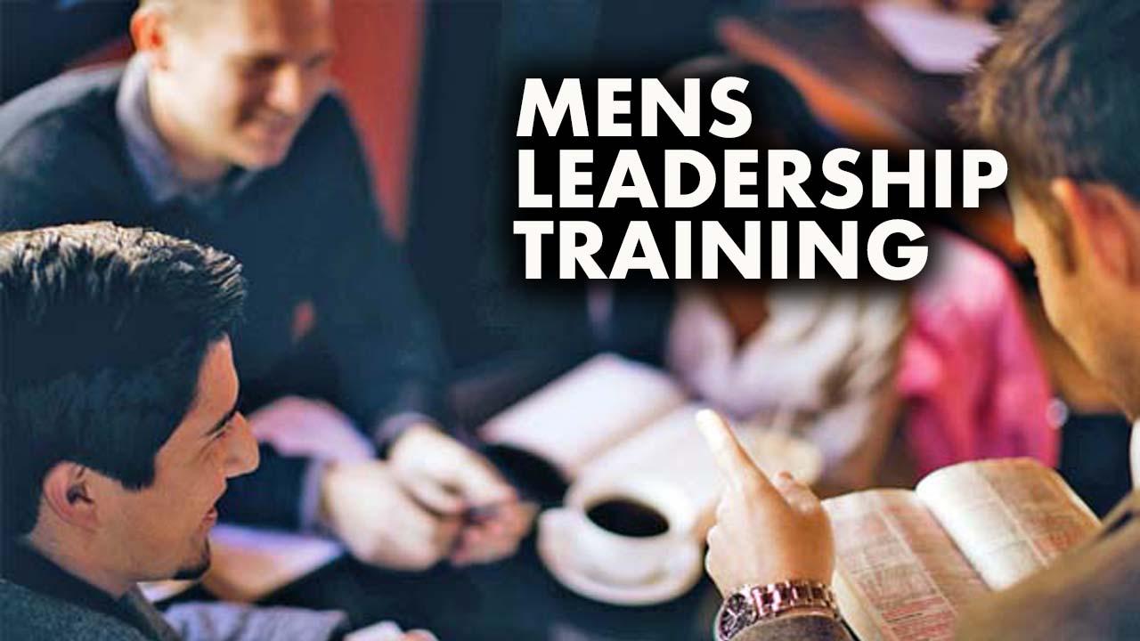 Mens Leadership Meeting